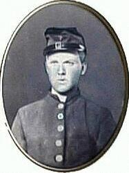 Private Albert Allen - Company A