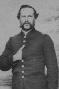 Captain Charles Hobbie - Co. B
