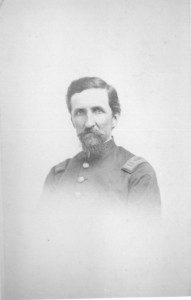 Captain Henry P. Burr - Co. E