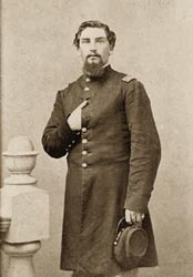 1st Lt. John Harvey - Co. B