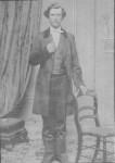 Sergeant Selah G. Blakeman - Company D