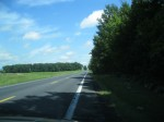 Emmitsburg Road passing Round Tops