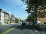 Baltimore Street approaching High Street