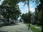 Stratton Street retreat route