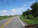 N on Old Gettysburg Road leaving Emmitsburg
