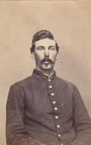 Sergeant Benjamin F. Brinkerhoff - Company G
